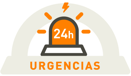 Urgencias 24 horas