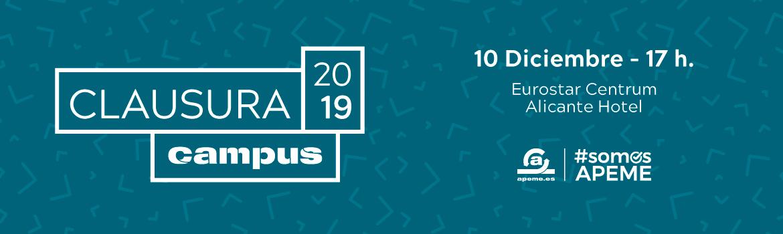 Clausura CAMPUS APEME 2019