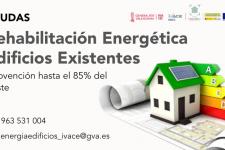 Ayudas rehabilitación energética edificios existentes 2020