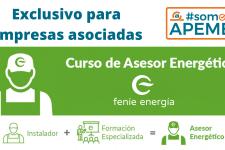 Curso Online de Asesor Energético de Feníe Energía