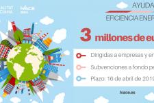 Ayudas Ahorro y eficiencia energética 2019