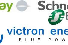 Logos Bornay, Victron Energy, Schneider Electric
