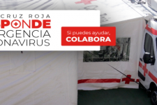 Plan CRUZ ROJA Responde Emergencia Coronavirus
