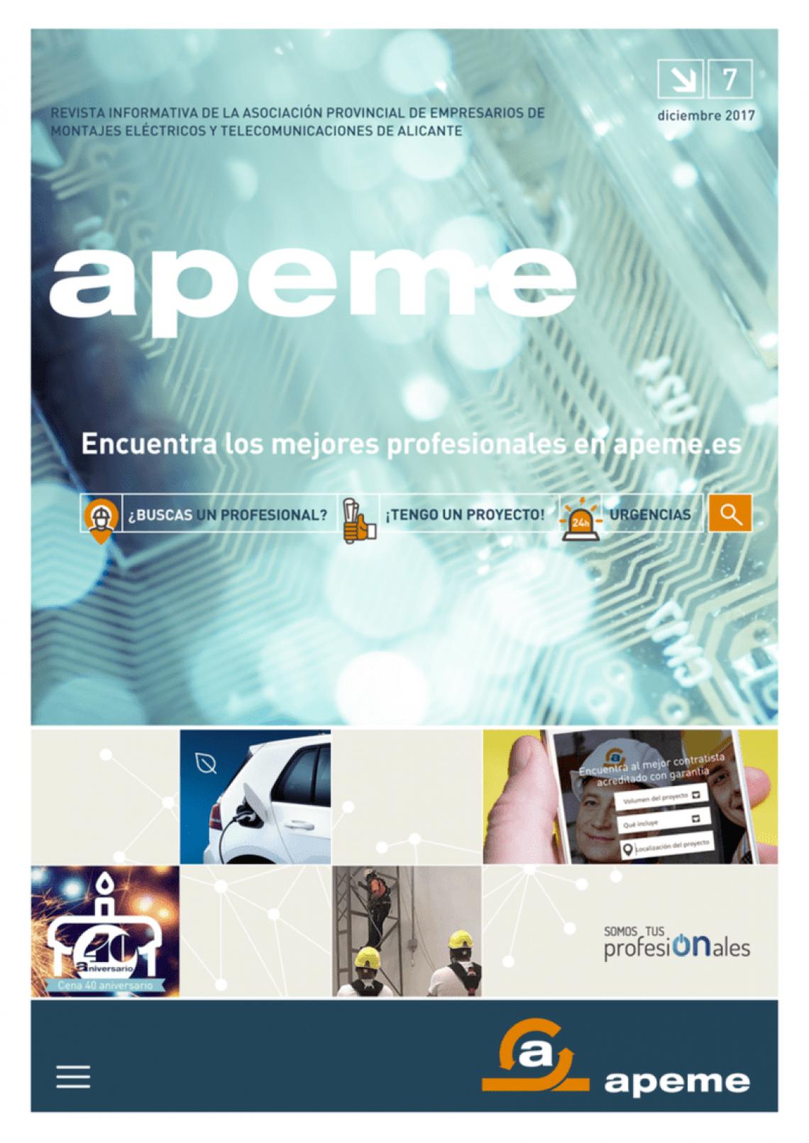 Revista APEME conecta 7