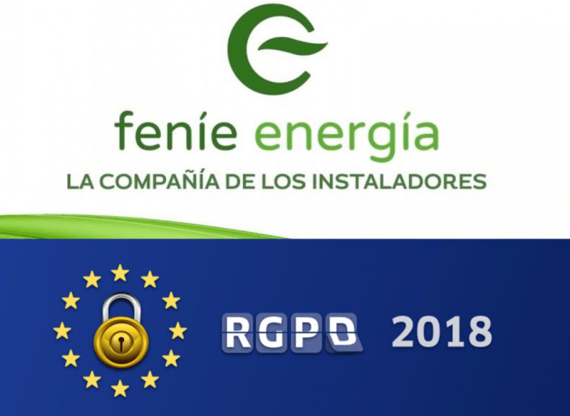 Nuevos formularios contratación Feníe Energía