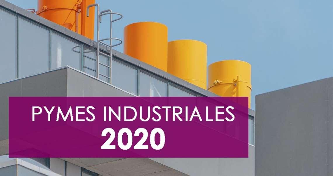 Ayudas Pymes Industriales 2020