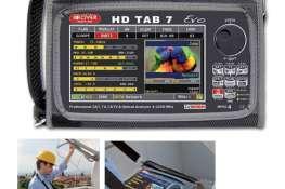 Medidor de campo DVB/ T2, DVB/ S2