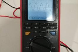 Osciloscopio portátil