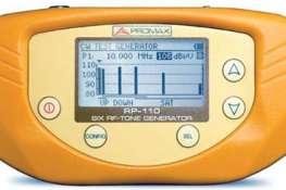 Simulador FI PROMAX RP-110B