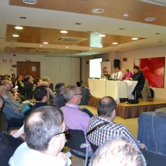 Fotografía presentación Iberdrola Distribución