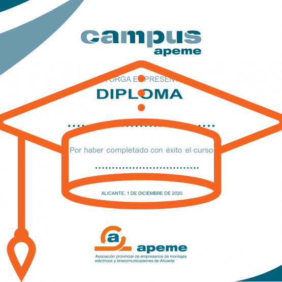 Diplomas Campus APEME 2020