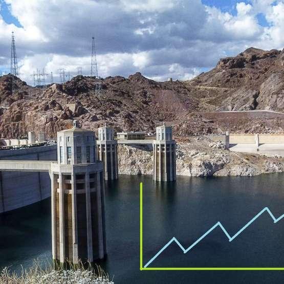 Embalses hidroeléctricos