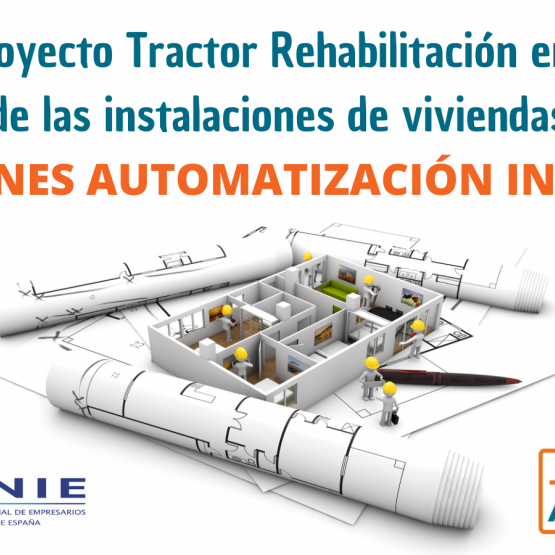 Soluciones de automatización integradas del macroproyecto tractor