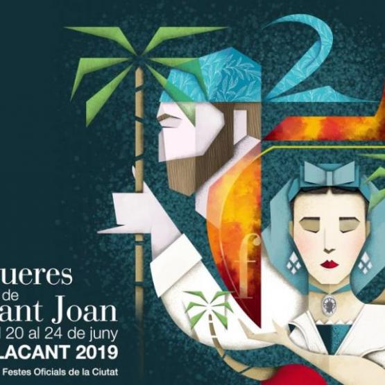 Festividad Hogueras de Alicante 2019
