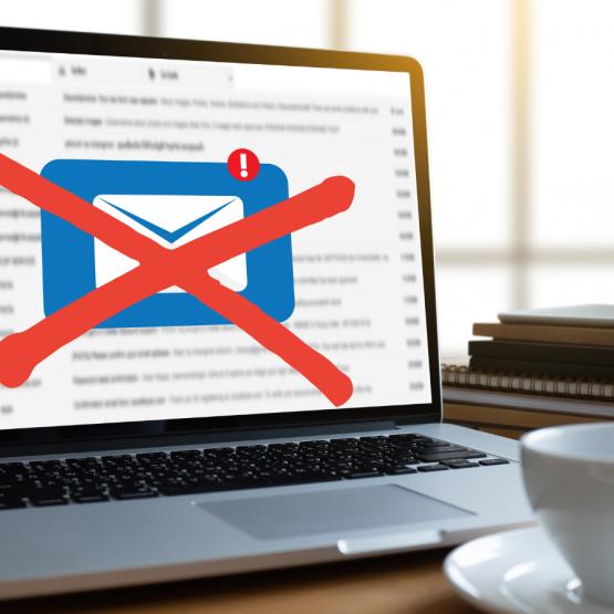 Alerta correo fraudulento Contratación Sector Público