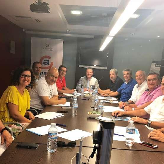 Reunión de la Junta Directiva de APEME