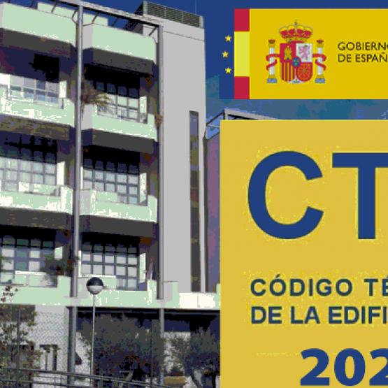 Modificación del Código Técnico de la Edificación