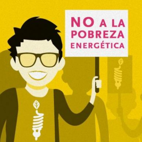 No a la pobreza energética