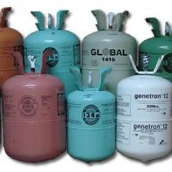 Residuos Gases Fluorados