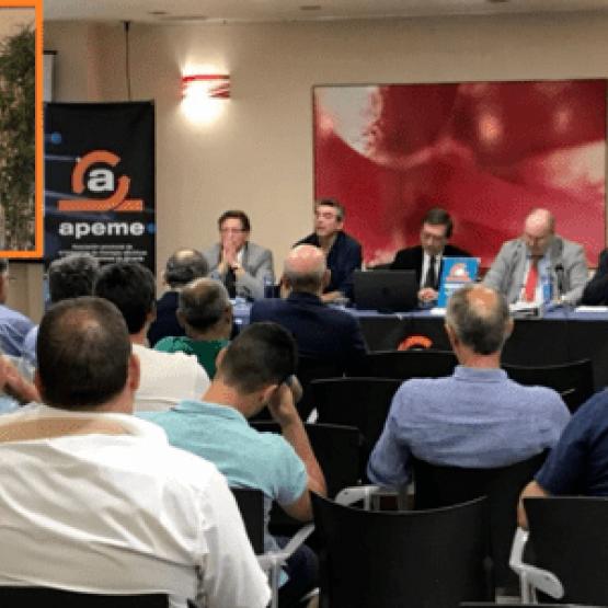 Andrés Sabater nuevo Presidente de APEME