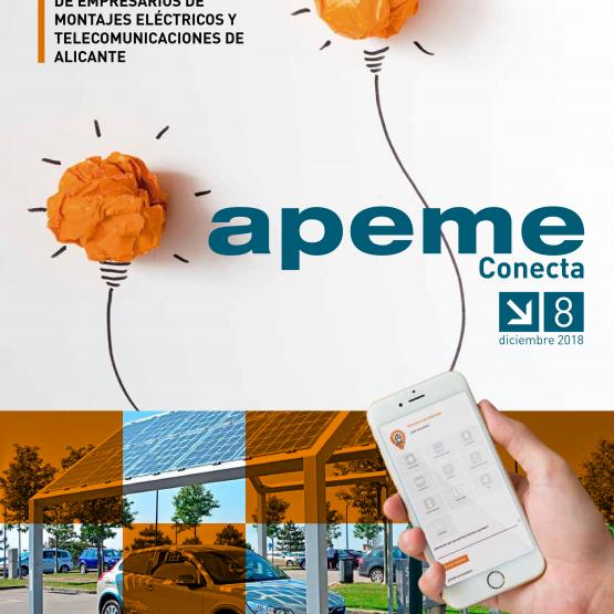 Revista APEME Conecta 8