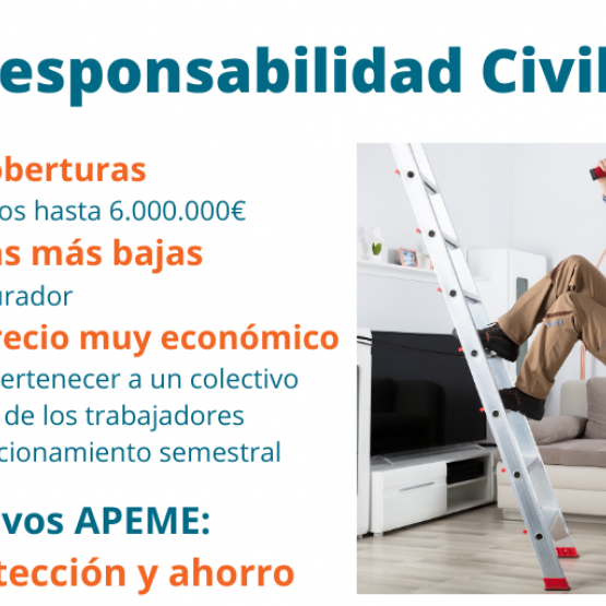 Seguro de Responsabilidad Civil 2021