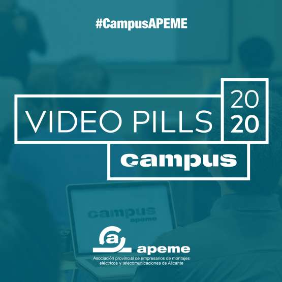 Video Pills APEME: Oportunidades de negocio del instalador conectado