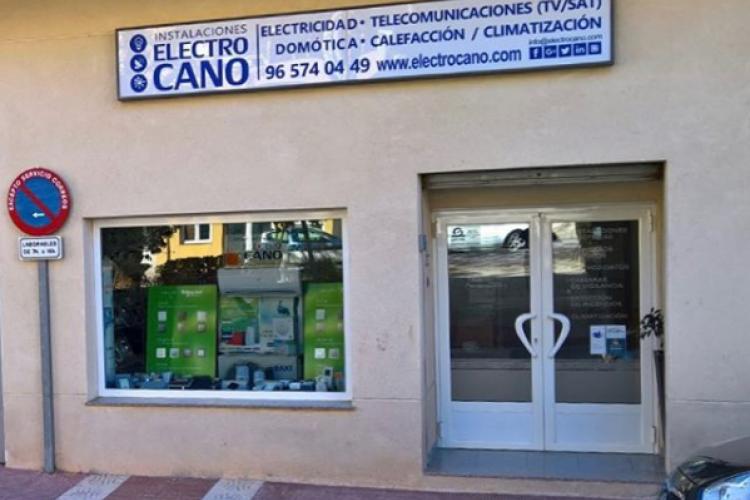 Oficinas Electrocano
